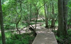 cedar creek POACC Walking Trails